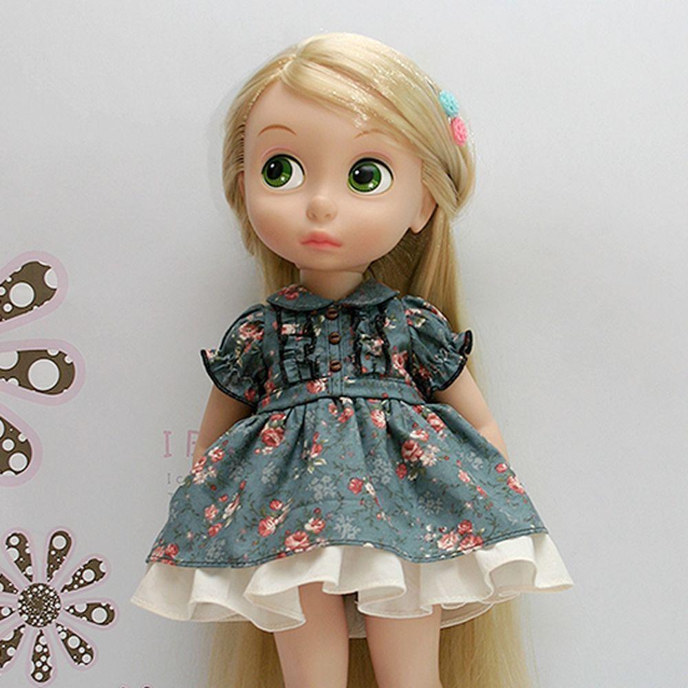 Disney Princess Toddler Doll With Dress