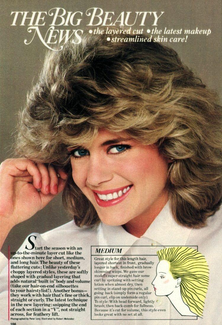 How to get hot eighties hair & makeup (1982) | Eighties ...