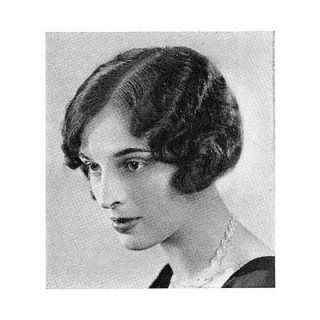Art of Finger Waving - Recreating Vintage 1920s and 1930s Hairstyles.  Edith Frank.