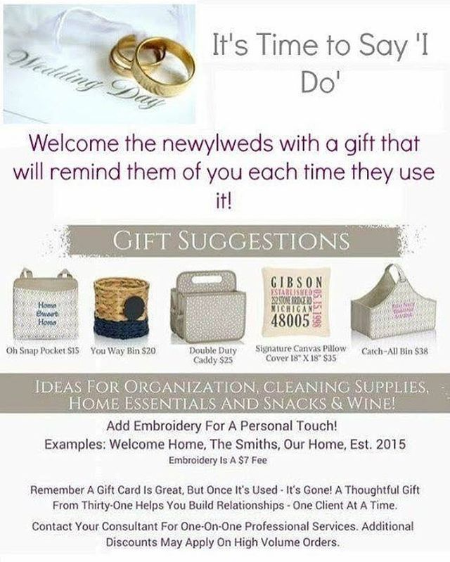 Do you know anyone getting married this summer?      Need a - gift voucher examples