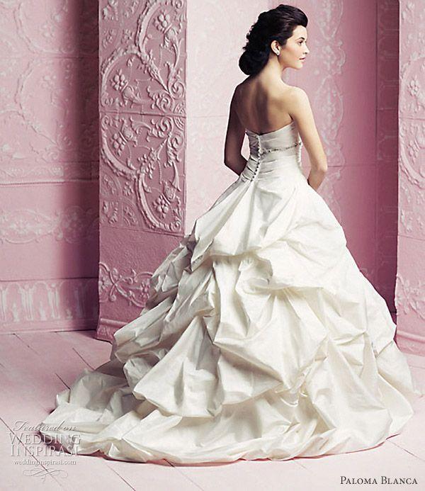 Paloma Blanca Wedding Dresses 2012 — Premiere Bridal Collection ...