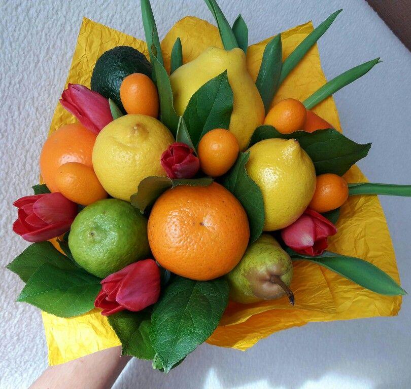 позвонила учебное как сделать букет из фруктов пошагово фото гостиной практически
