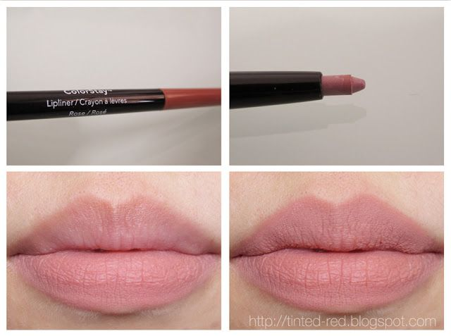 Revlon ColorStay Lip Liner in Rose | Beautiful am I