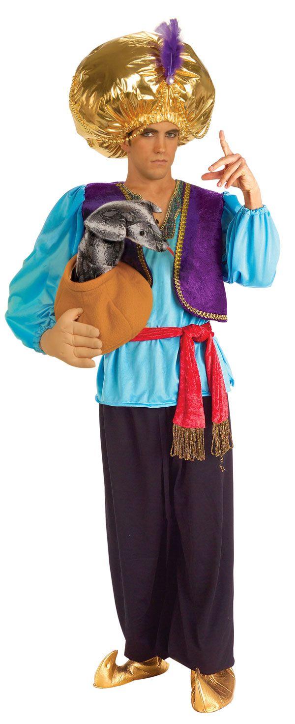 Egyptian or Arabian Snake Charmer Costume | Costumes & Make up ...