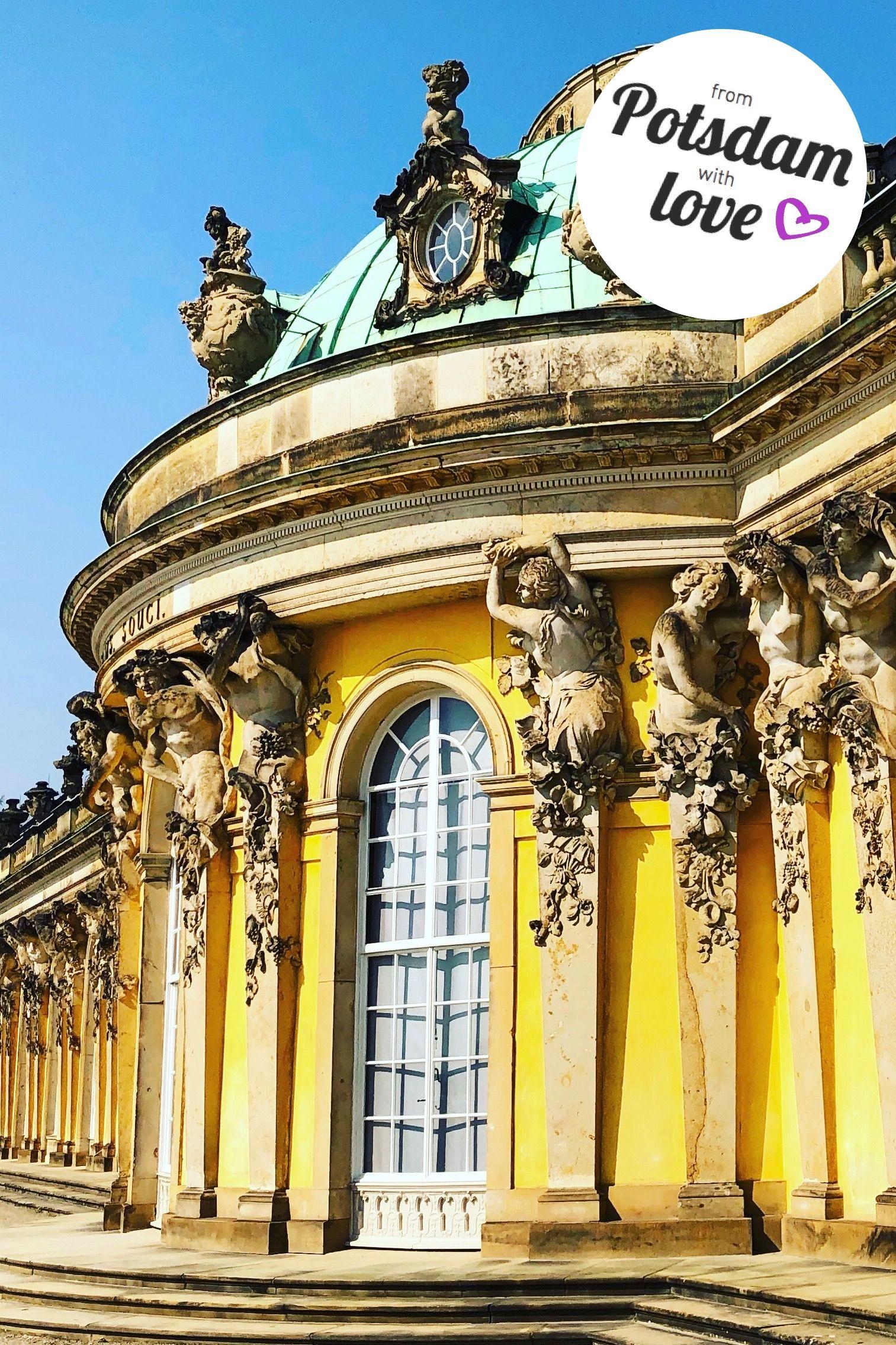 Park Sanssouci Die 8 Schonsten Highlights Potsdam Schloss Sanssouci Sanssouci Potsdam Schloss
