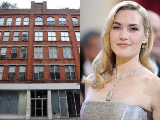 Aluga-se. O apartamento da Kate Winslet em Chelsea. Preço de ocasião. US$ 30 mil por mês.