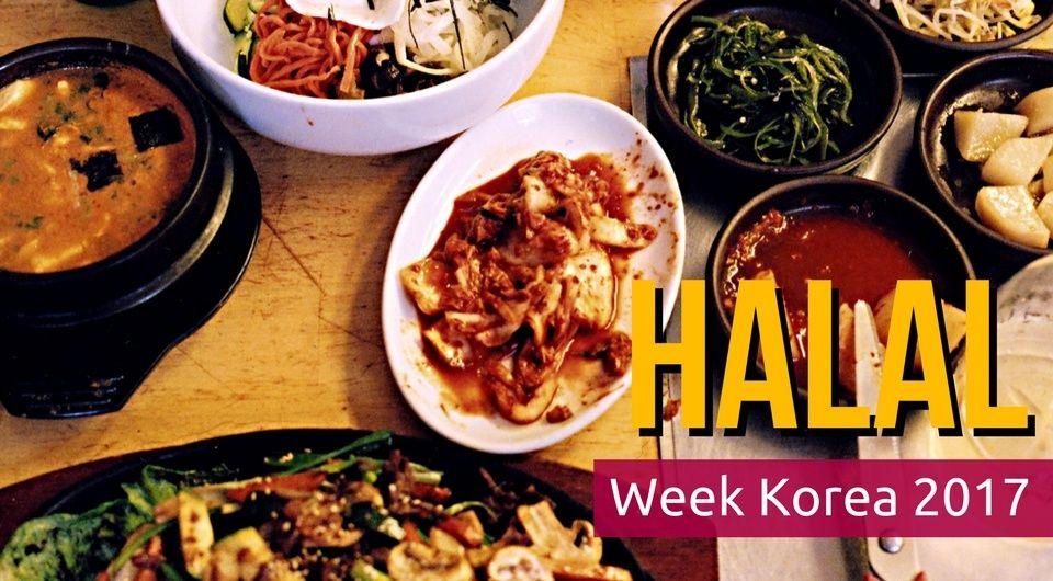Halal Restaurant Week Korea A Gastronomic Experience Like No Other Gastronomic Halal Halal Recipes