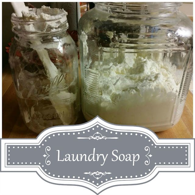 Reviews, Chews & How-Tos: DIY Whipped Laundry Soap