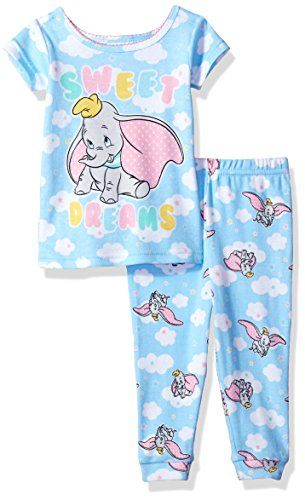 a2b798fc Amazon.com Dumbo Disney 2-Piece Pajama Set toddler elephant sweet dreams pajamas  pjs sleepwear. AVAILABLE WHILE SUPPLIES LAST! #dumbo #disney #girls ...