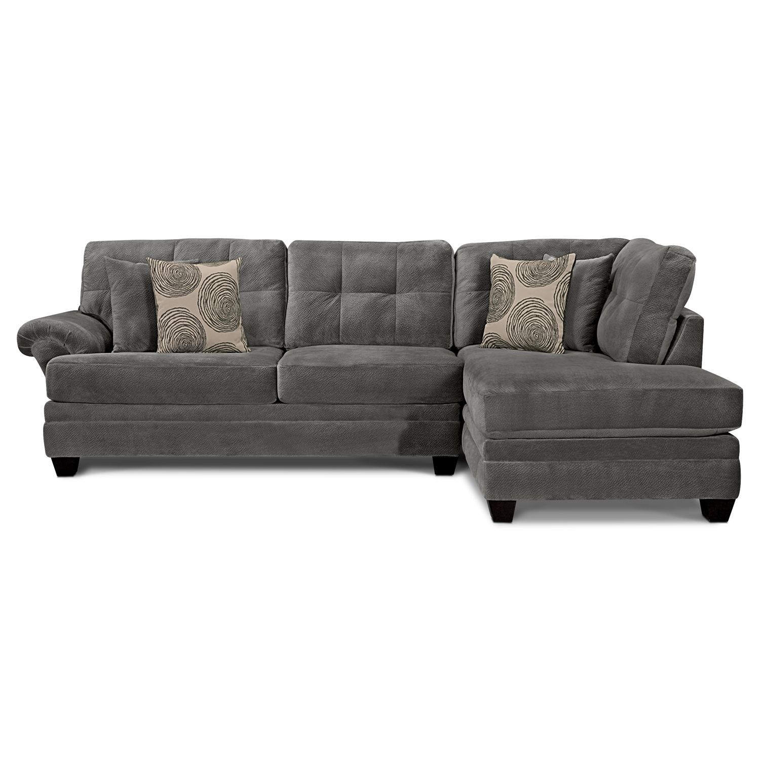 Cordelle 2 Piece Sectional With Chaise Ideas For The