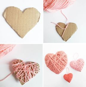 Photo of DIY & Sweet Heart