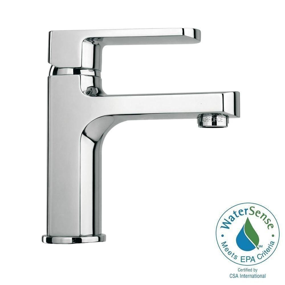 LaToscana Novello Single Hole 1-Handle Low-Arc Bathroom Faucet in ...