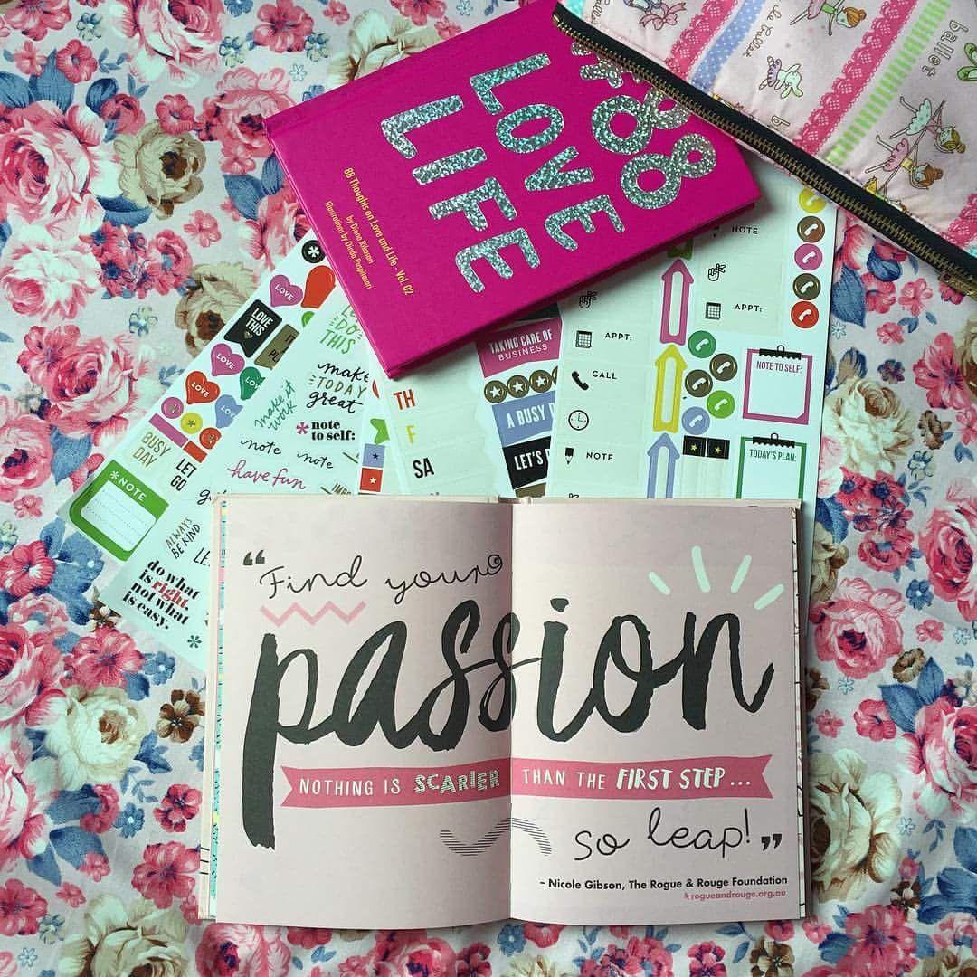 Find Your Passion Dengan Gambar