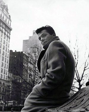 Tony Curtis: Tony Curtis in Sweet Smell Of Success, 1957