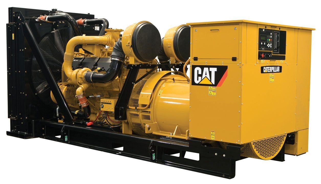 Diesel Generator Caterpillar engines, Diesel generators