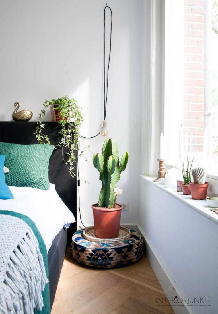 Hausdesign mit vier schlafzimmern binnenkijken in het hum x interior junkie huis  schlafzimmer