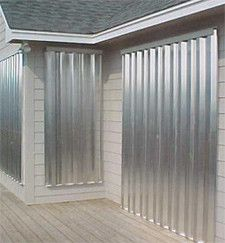 31 25 X 33 050 Storm Panel Hurricane Shutters Security Shutters Paneling