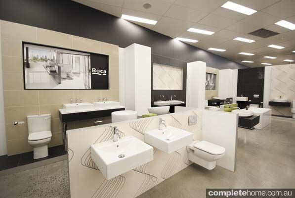 Largest Bathroom Showroom Ideas Plumbing Showroom Design  Google Search  Showroom Design .