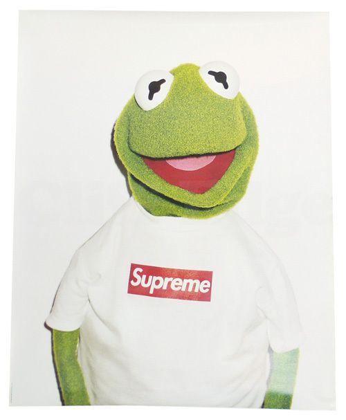 62c490c30bc Kermit Supreme