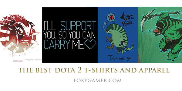 The best dota 2 t-shirt