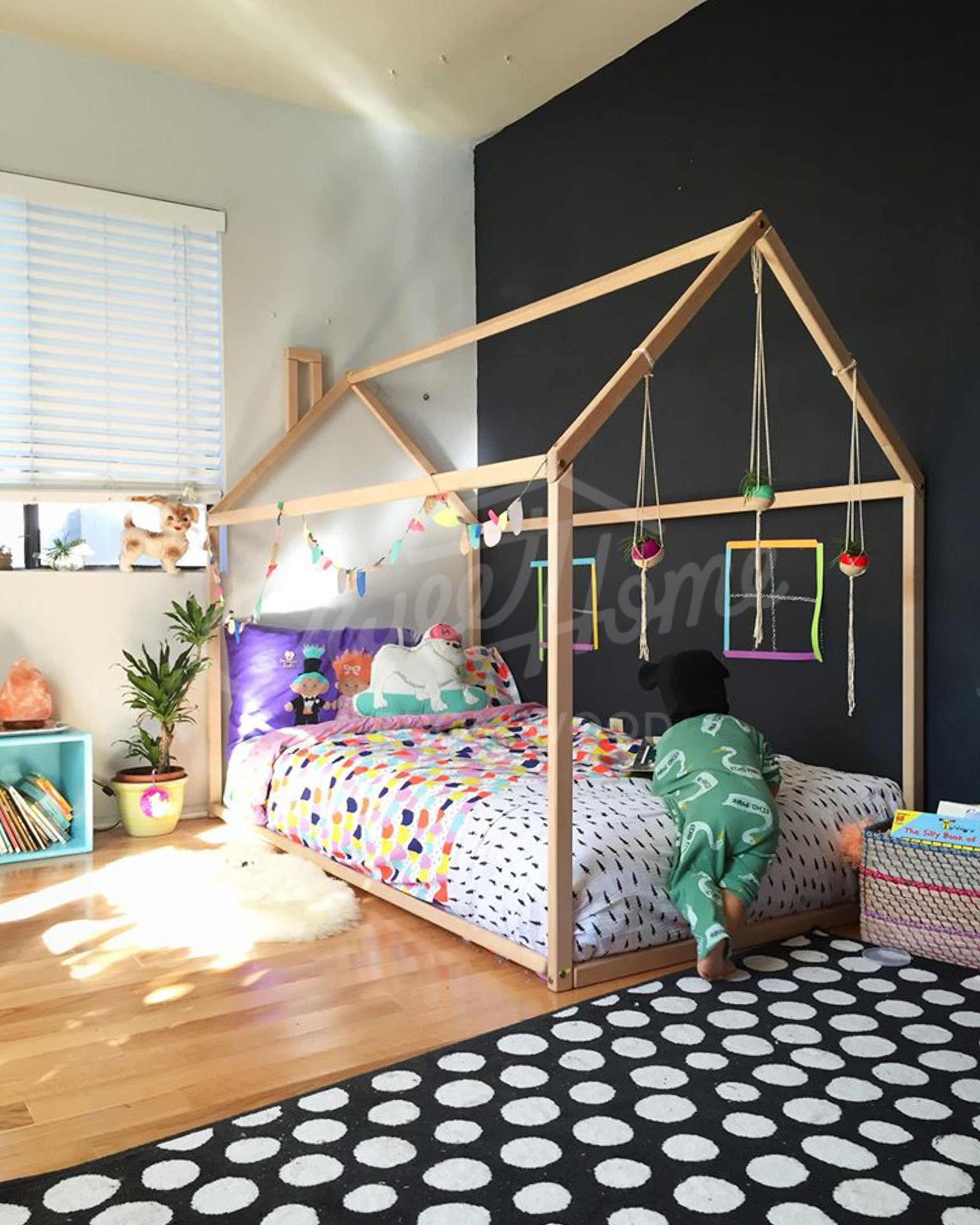 Toddler Bed House Shaped Bed Loft Bed Nursery Wood House Bed Etsy In 2020 House Frame Bed Kids Bed Frames Bed Tent