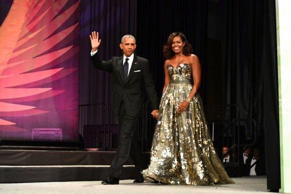 ¿El mejor 'outfit' de Michelle Obama hasta el momento