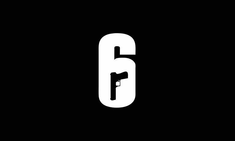Rainbow Six 6 Logo Retail Logos Logos Lululemon Logo