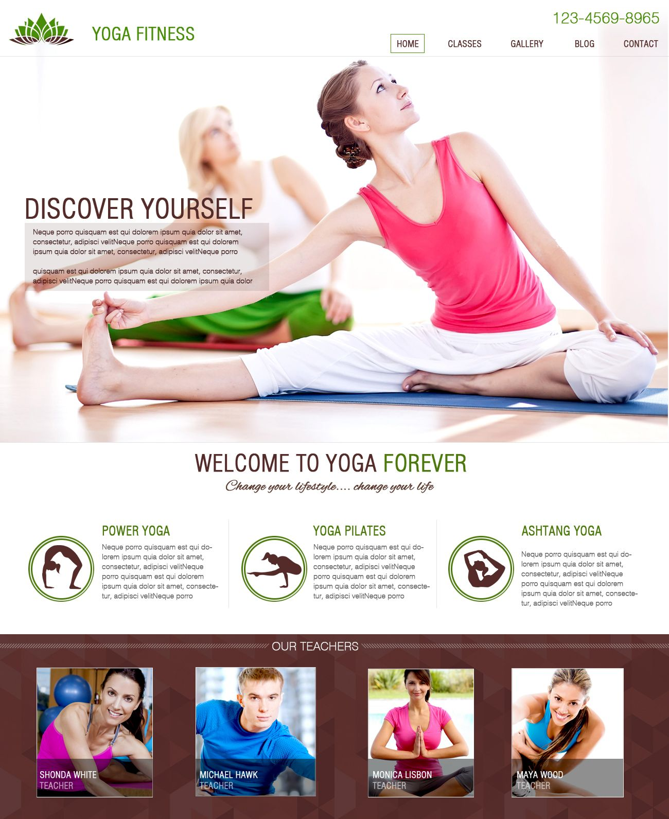 My Best Studio Yoga Web Design Firm convert your site
