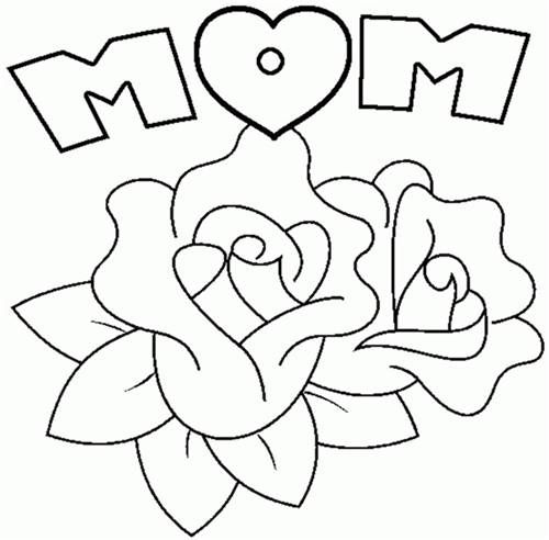 Happy Mothers Day Coloring Pages Happy Mothers Day Drawing Happy Mothers Mothers Day Coloring Pages Free Printable Coloring Pages Mothers Day Coloring Sheets