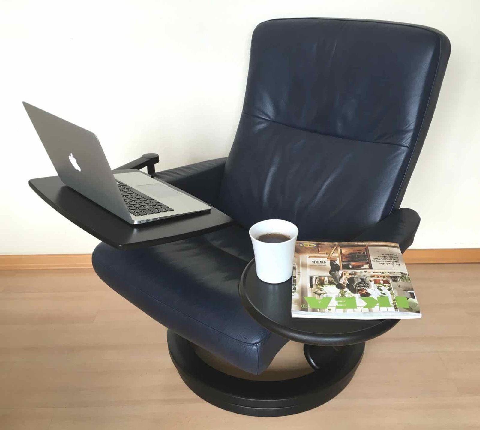 Ekornes Stressless Sessel Saturn(Größe L) mit Hocker+ Erhöhungsring+ 2 Tischen   & Ekornes Stressless Sessel Saturn(Größe L) mit Hocker+ ... islam-shia.org