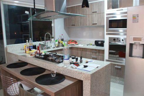 Cozinha Parte Ii Side By Side Balcao Cozinha Americana