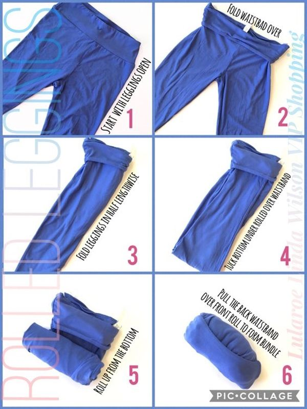 How to Fold Clothes: 40 Clever Tutorials For Men #foldingclothes