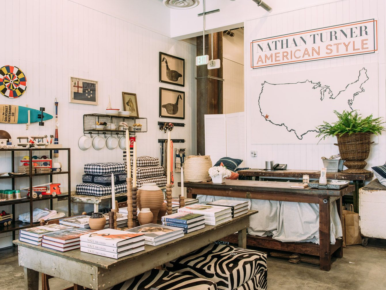American Home Decor Stores: Nathan Turner Pop-Up Opens In Los Angeles