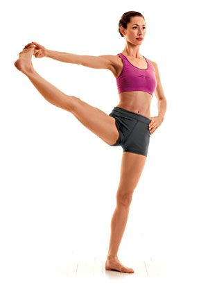 bigtoe hold side challenge your flexibility and balance
