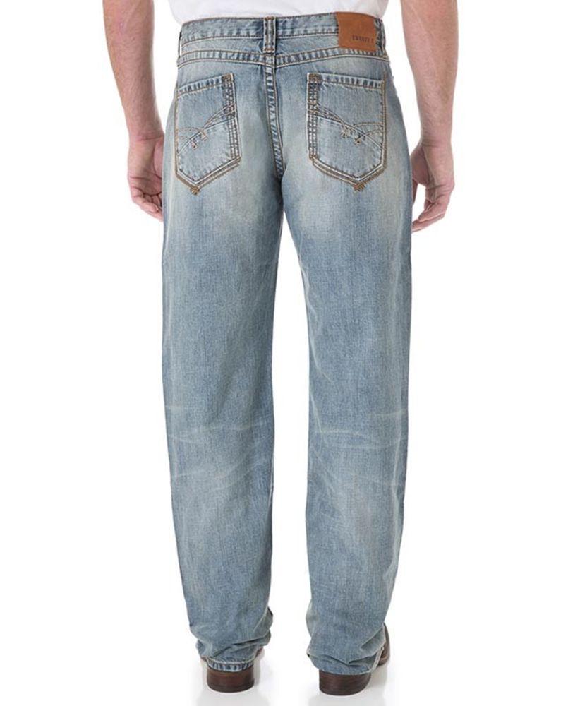50% off retail! WRANGLER 20X JEANS Extreme RELAXED STRAIGHT LEG 33LTDCF  mens size 31 x 30 NWT #WRANGLER20X #RELAXED