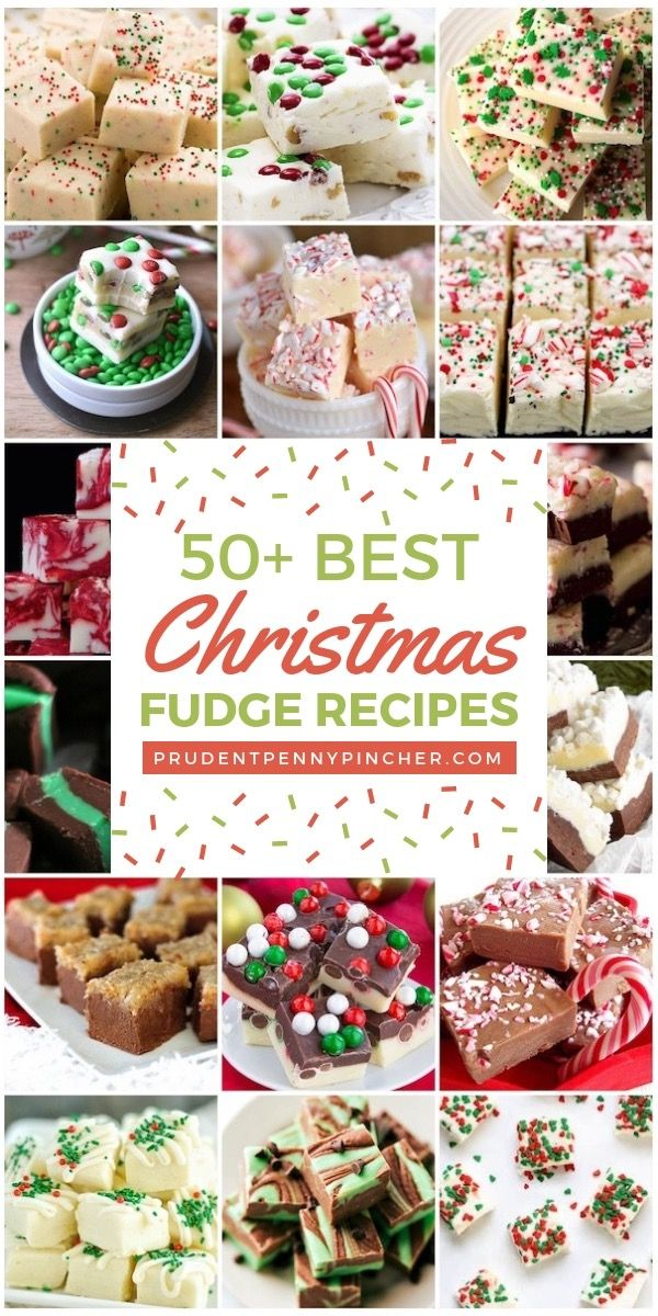 50 Christmas Fudge Recipes Santa S Christmas Cookies Exchange