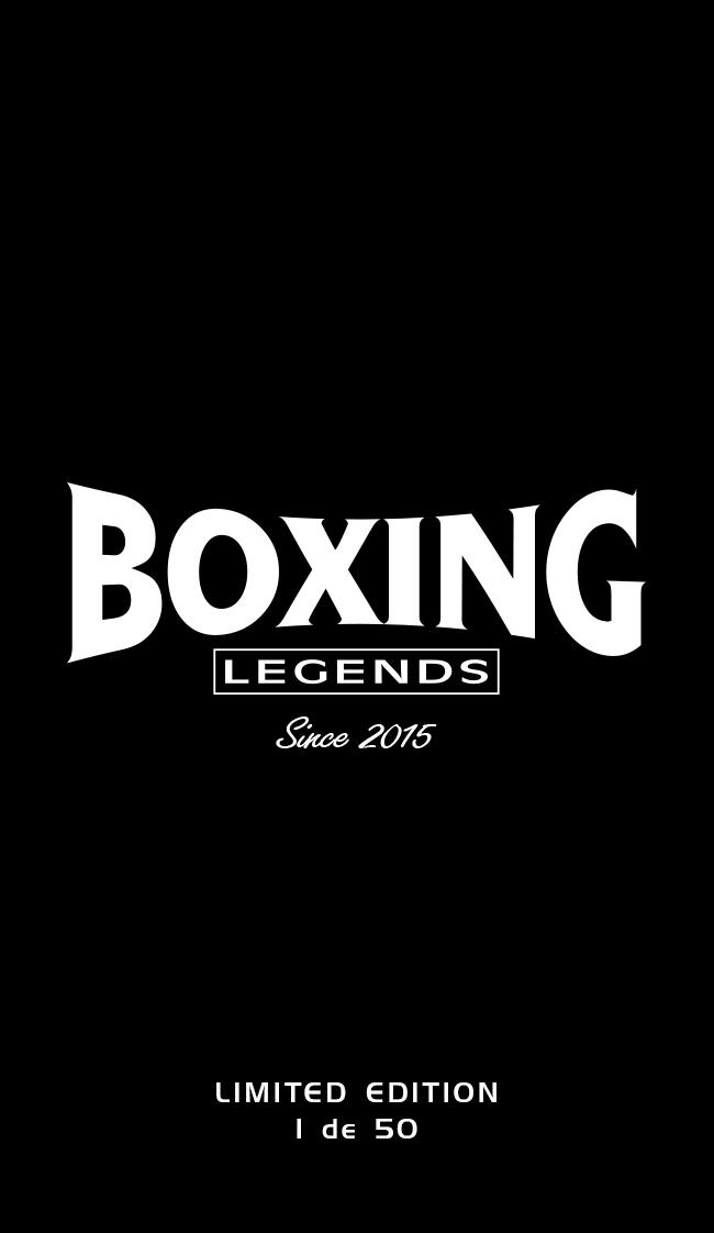 Pin Van Martijn Busker Op Boxing Logo