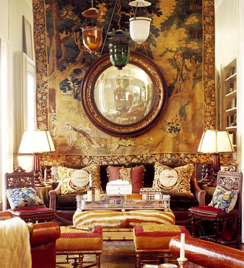 Nice Persian Style Home Decorating Ideas