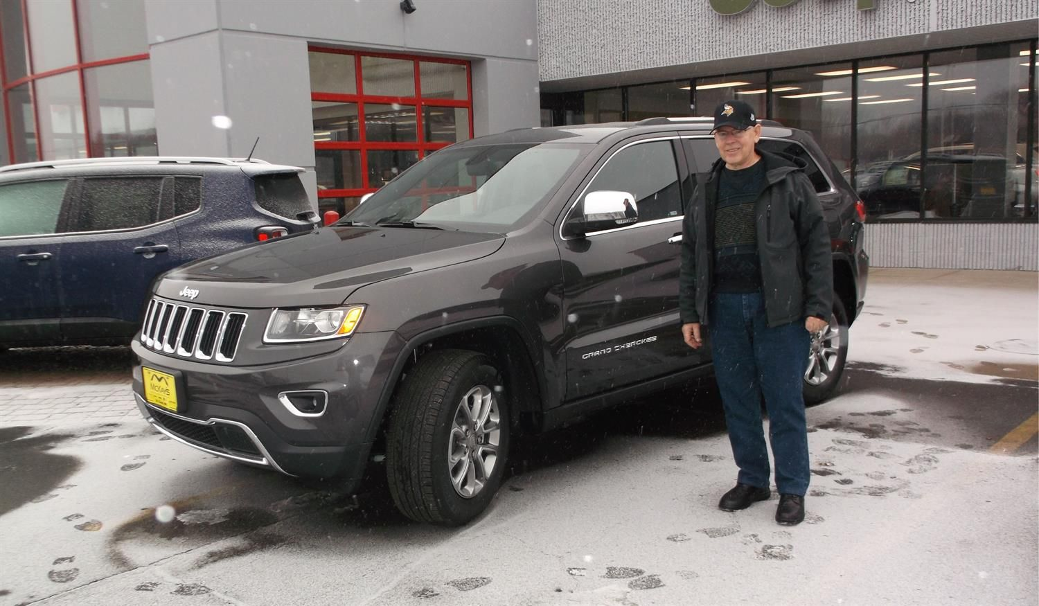 Reuben S New 2015 Jeep Grand Cherokee Congratulations And Best Wishes From Mckay S Chrysler Dodge Jeep Ram And Travis Chrysler Dodge Jeep Jeep Grand 2015 Jeep