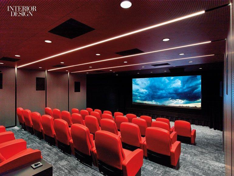 Studios Architecture Composes A Perfect Harmony At Sony S Us Headquarters Studios Architecture Interior Design Magazine Architecture