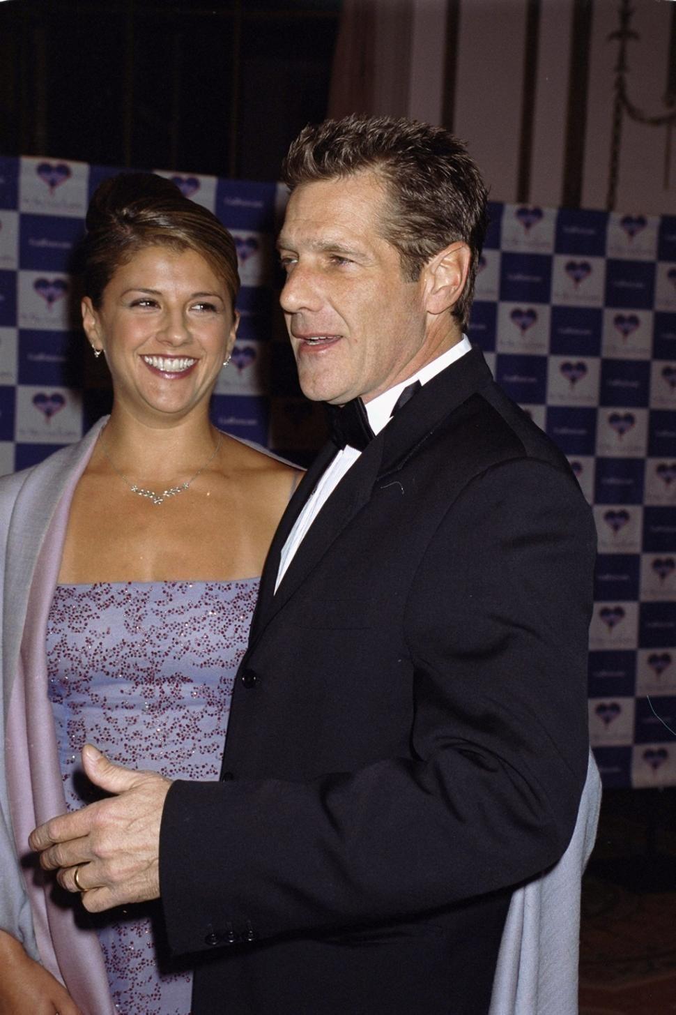 Nick Beggs Wife