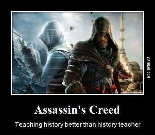 It S True Assassins Creed Assassins Creed Memes Assassin S