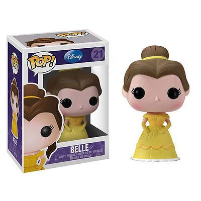 Funko Pop Vinyl Figure Disney Beauty And The Beast Belle 21