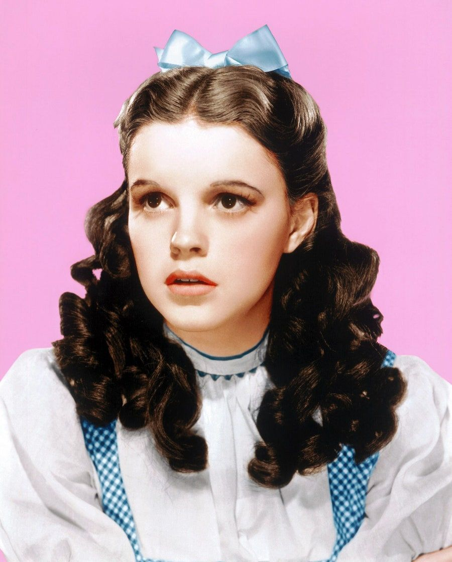 The Most Inspiring Female Celebrities Entrepreneurs And Political Figures Glamour In 2020 Dorothy Wizard Of Oz Judy Garland The Wonderful Wizard Of Oz