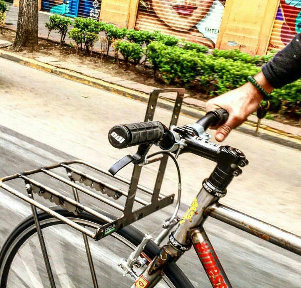 5rail CETMA rack Bike, Basic tools, Bicycle