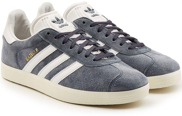 newest 1f520 d06b3 Adidas Originals Suede Gazelle Sneakers