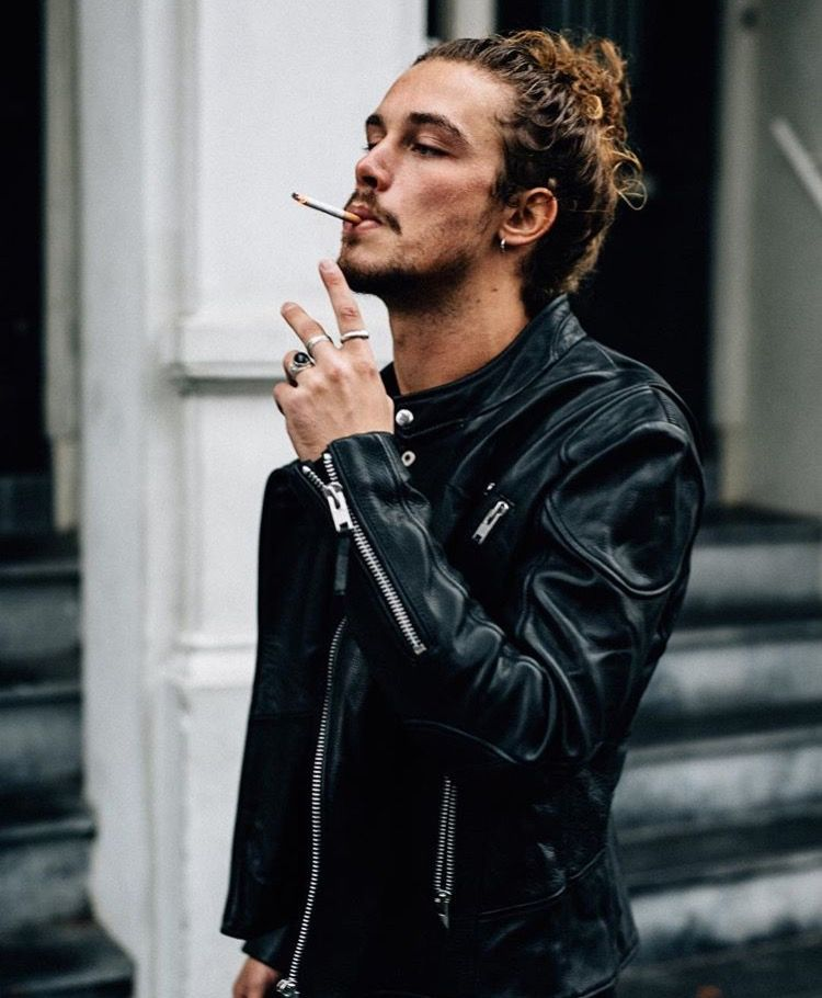 Fashion Style Cleanrock Rock Streetstyle Streetwear Clothes Long Hair Styles Men Long Hair Styles Hair And Beard Styles