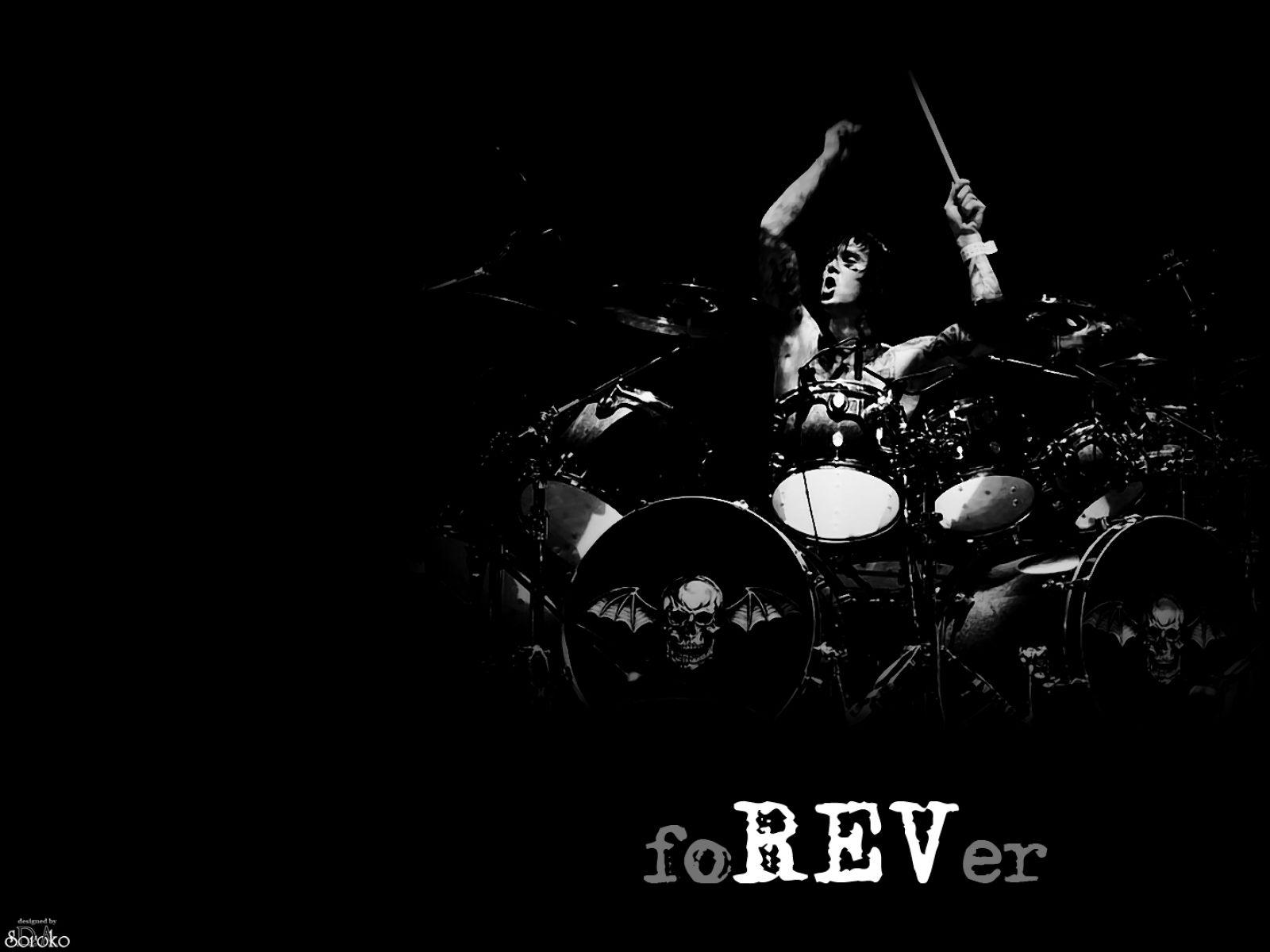 A7x The Rev Forever Avenged Sevenfold Wallpapers Avenged Sevenfold Heavy Metal Art