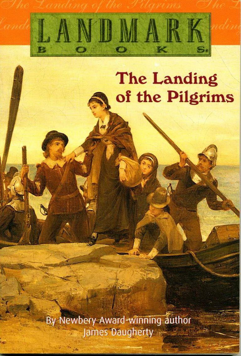 The Landing of the Pilgrims Pilgrim, Living books, Used