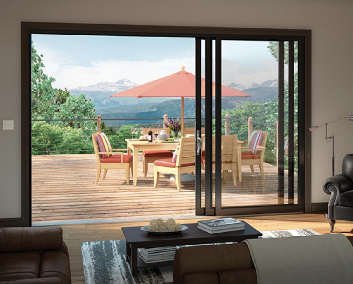Pin Von Leslie Bauer Auf Interior Door And Window Trim Molding In 2020 Aussenturen Terrassenschiebetur Aluminium Fenster